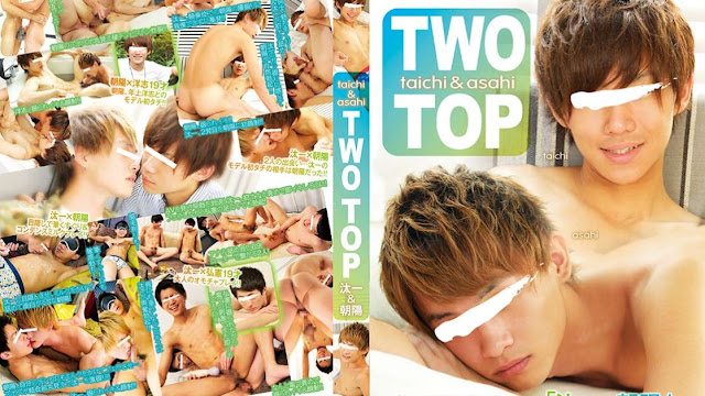 Coat TWO TOP Taichi & Asahi 汰一&朝陽