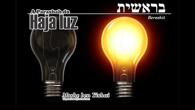 Deus fez surgir a luz em meio as trevas!