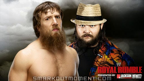Bray Wyatt Royal Rumble 2014 Daniel Bryan Wyatt Family