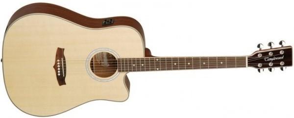 Guitarra electroacústica Tanglewood TW28SLNCE
