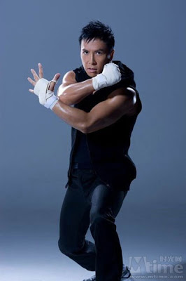 Chinese actor Donnie Yen Official has long been a well-known actor in Asia