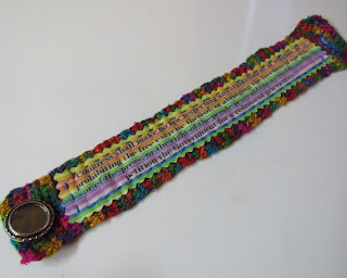 1st Amendment Bracelet