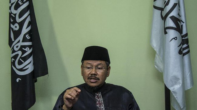 HTI Sesalkan Kajian soal Khilafah di Bandung Dipersoalkan