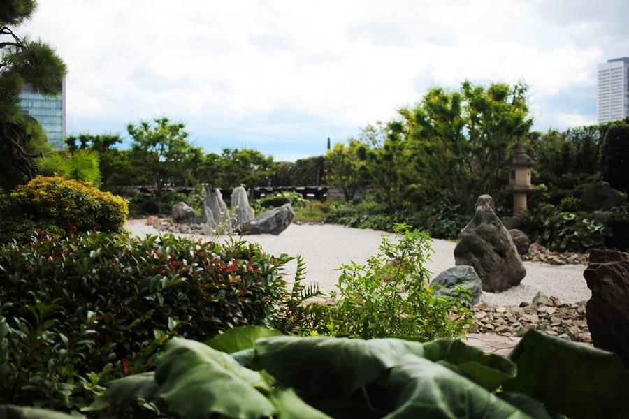 japanese garden osaka
