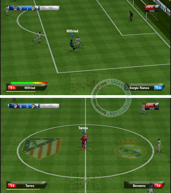 download Game PES Rixal 2016 ISO PPSSPP Android