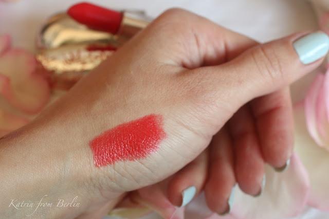 guerlain rouge g genna 2017 swatch