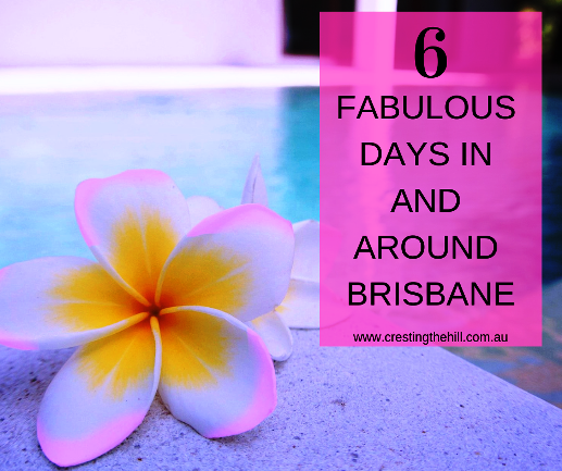Visiting Brisbane for the first time and filling 6 days with some fabulous outings, food, and fun.