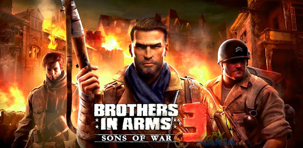 Download Brothers in Arms® 3 Apk + Data