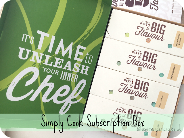 simply cook subscription box review