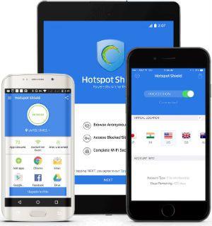 Free VPN Proxy Hotspot