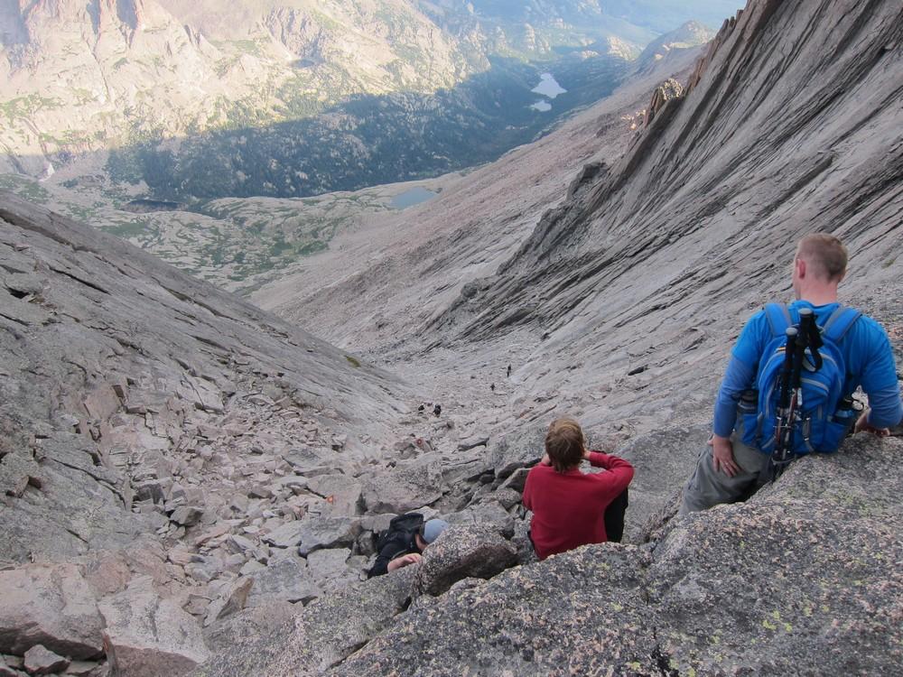 Slog Alpinismo: Longs Peak via the Keyhole Route