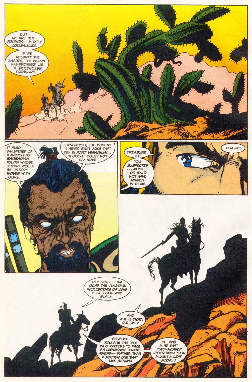 Read online Conan the Adventurer comic -  Issue #12 - 5