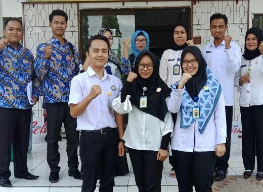Role Model Standar Pelayanan DPMPTSP Kab. Muba Jadi Acuan Penilaian Ombudsman di Sumsel