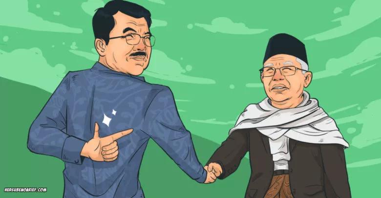 Tobat Politik: Jusuf Kalla Mulai Meninggalkan Jokowi? by