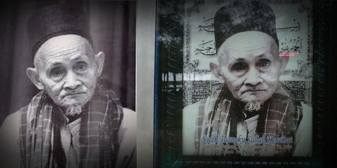 Kisah Kakek Sakti yang Fotonya Sering Ada di Rumah Makan Minang