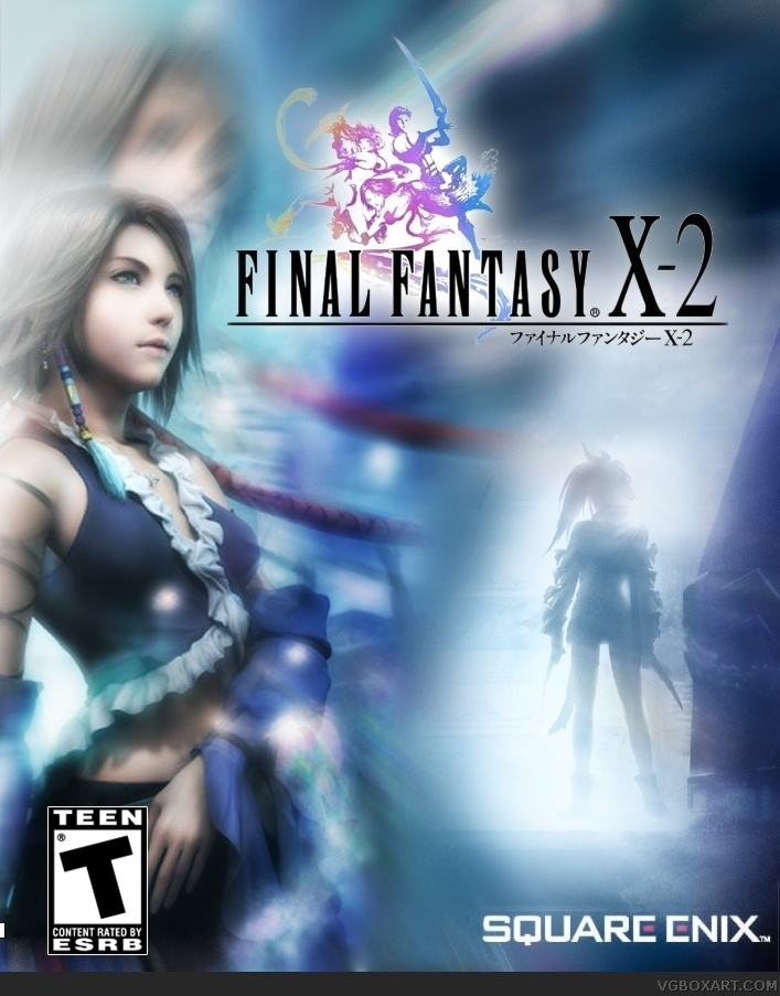 Detonado - Final Fantasy X-2  Games Magazine - Revista De -8160