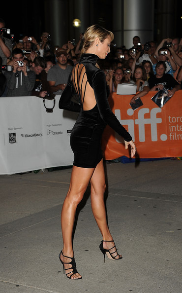 Opinion the Stacy keibler leg muscles think