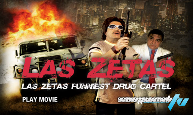Descargar Las Zetas DVDR NTSC Español Latino Menú Full