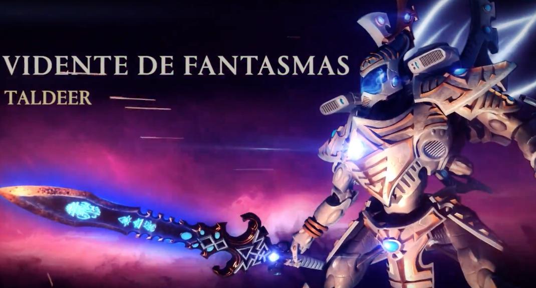 Warhammer 40,000: Dawn of War III llegará el 27 de abril