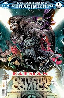 Batman: Detective Comics Num. 01 (Renacimiento) PDF