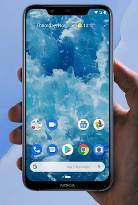 Nokia 8.1 with 6.18-inches HDR Display, Dual (ZEISS Optics) Rear Camera | Specifications, Features