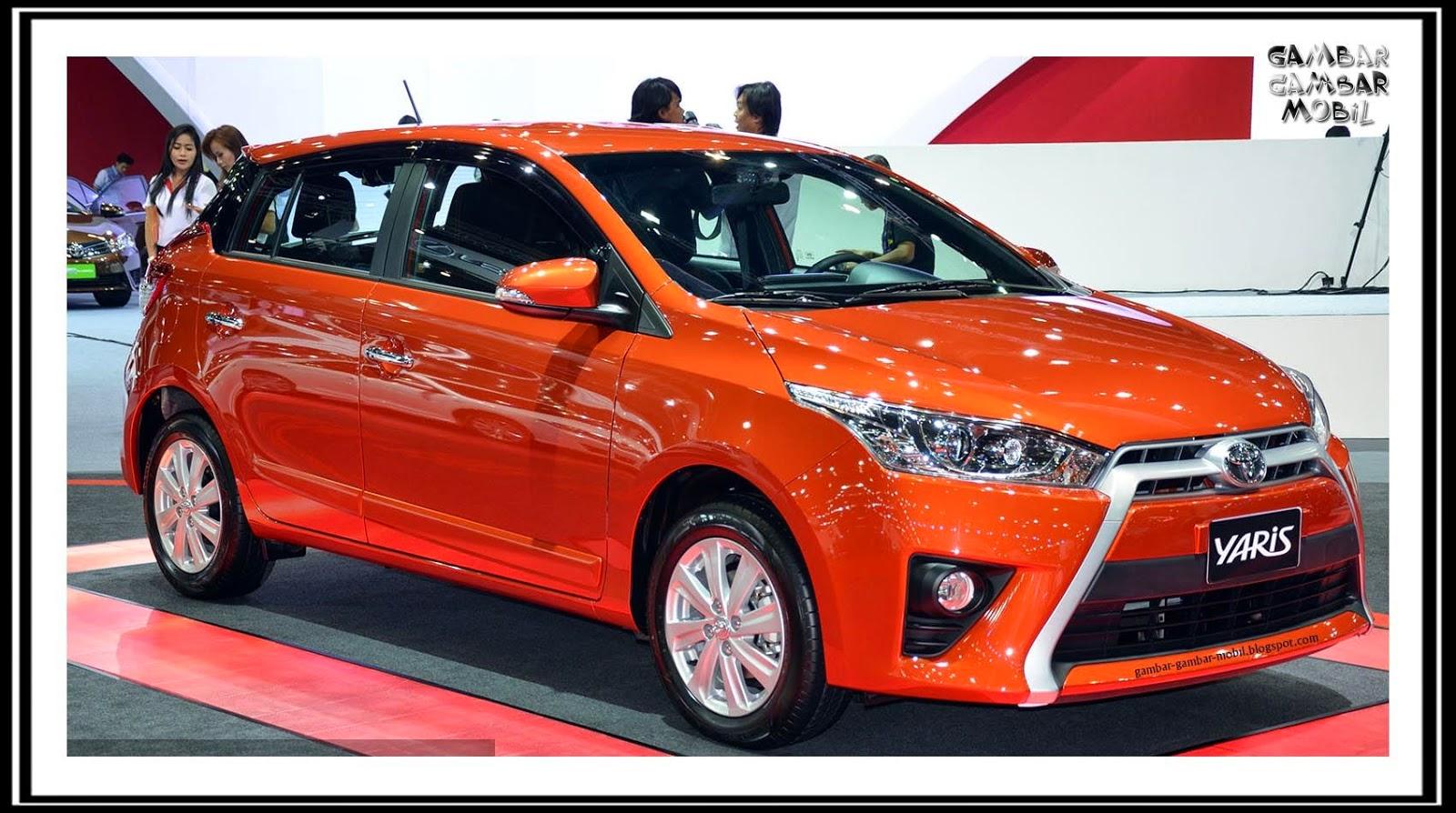 Toyota Yaris Trd Terbaru Gambar Grand New Veloz Mobil