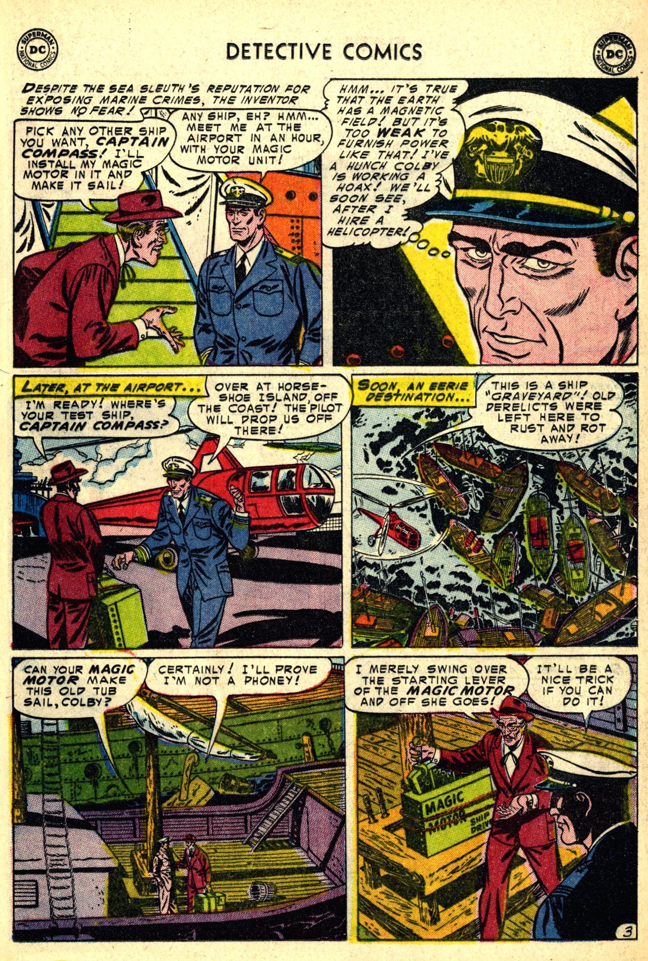 Detective Comics (1937) 208 Page 26