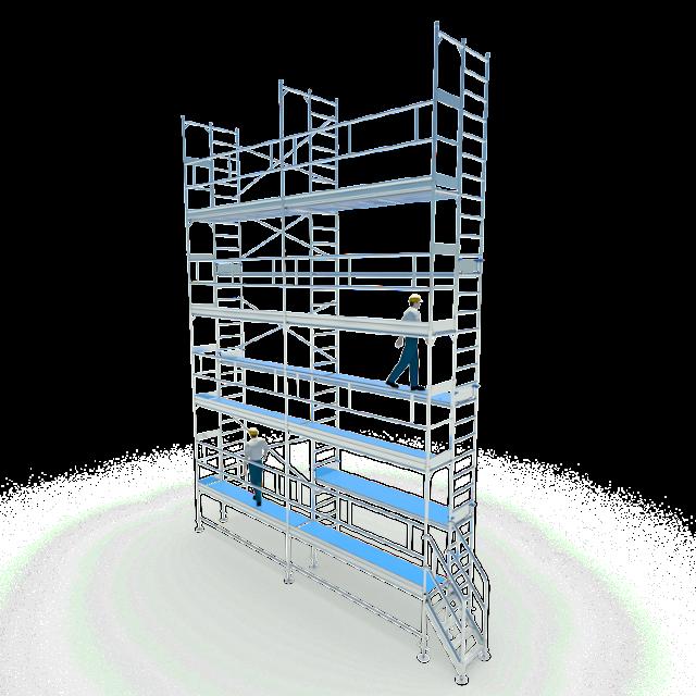 Cho thuê sàn nâng, sàn treo xây dựng tại Hà Nội