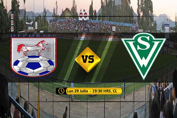 PREVIA: Deportes Melipilla vs Santiago Wanderers