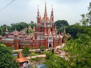 Istana Anak-Anak Indonesia di TMII
