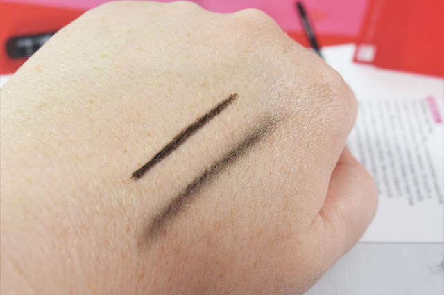 Rodial Smokey Eye Pen Swatch