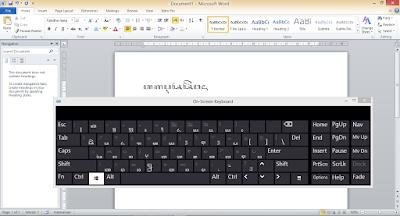 menulis aksara jawa