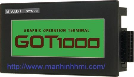 Màn hình cảm ứng 4.5 inch HMI Mitsubishi GT1030-LBD. Nhà phân phối - tổng đại lý bán màn hình cảm ứng Mitsubishi tại Việt Nam
