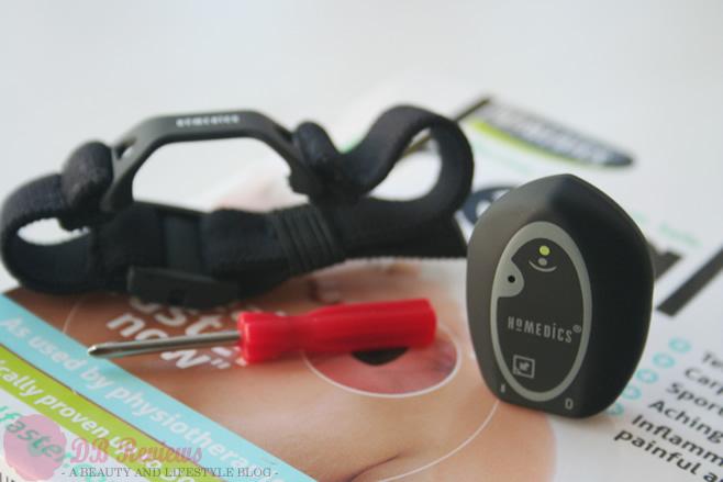 HoMedics iHeal with PEMF technology