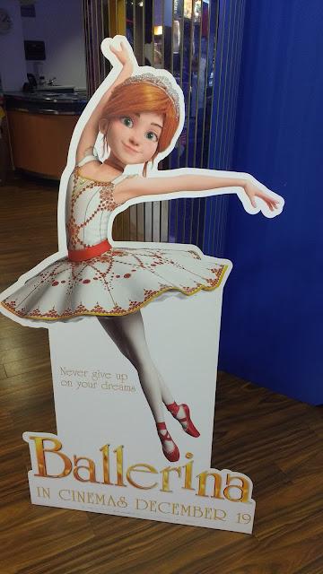 Ballerina film review