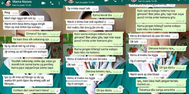 Pergoki Suami Bersama Pelakor, Sikap Wanita ini Bikin Netizen Terkagum