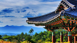 Kuil di Korea utara