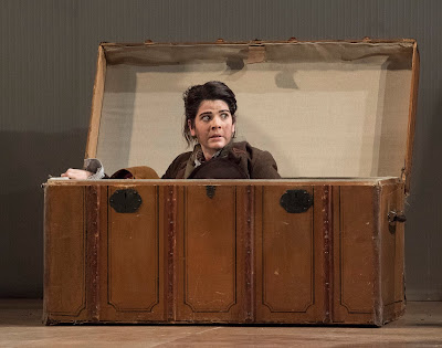 Mozart: The Marriage of Figaro - Katie Coventry - English National Opera (photo Alastair Muir)