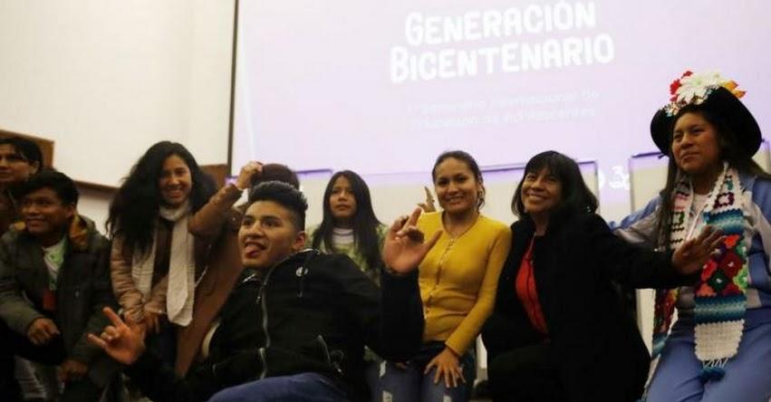 MINEDU: Apenas 7 de cada 10 peruanos terminan la secundaria en cinco años - www.minedu.gob.pe