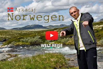 Musikvideo in Norwegen gedreht, Drehort Rondane Nationalpark, Berge, Gletscher, Eis, Arkadij Schell aus Bremerhaven