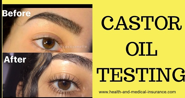 Eyelash Growth Benefits of Organic Castor Oil