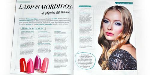 Fascículo 33 Colección make up + Sombra en crema con glitter