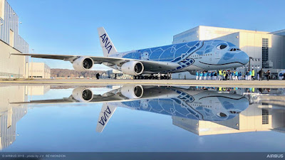 Airbus A380, All Nippon Airways