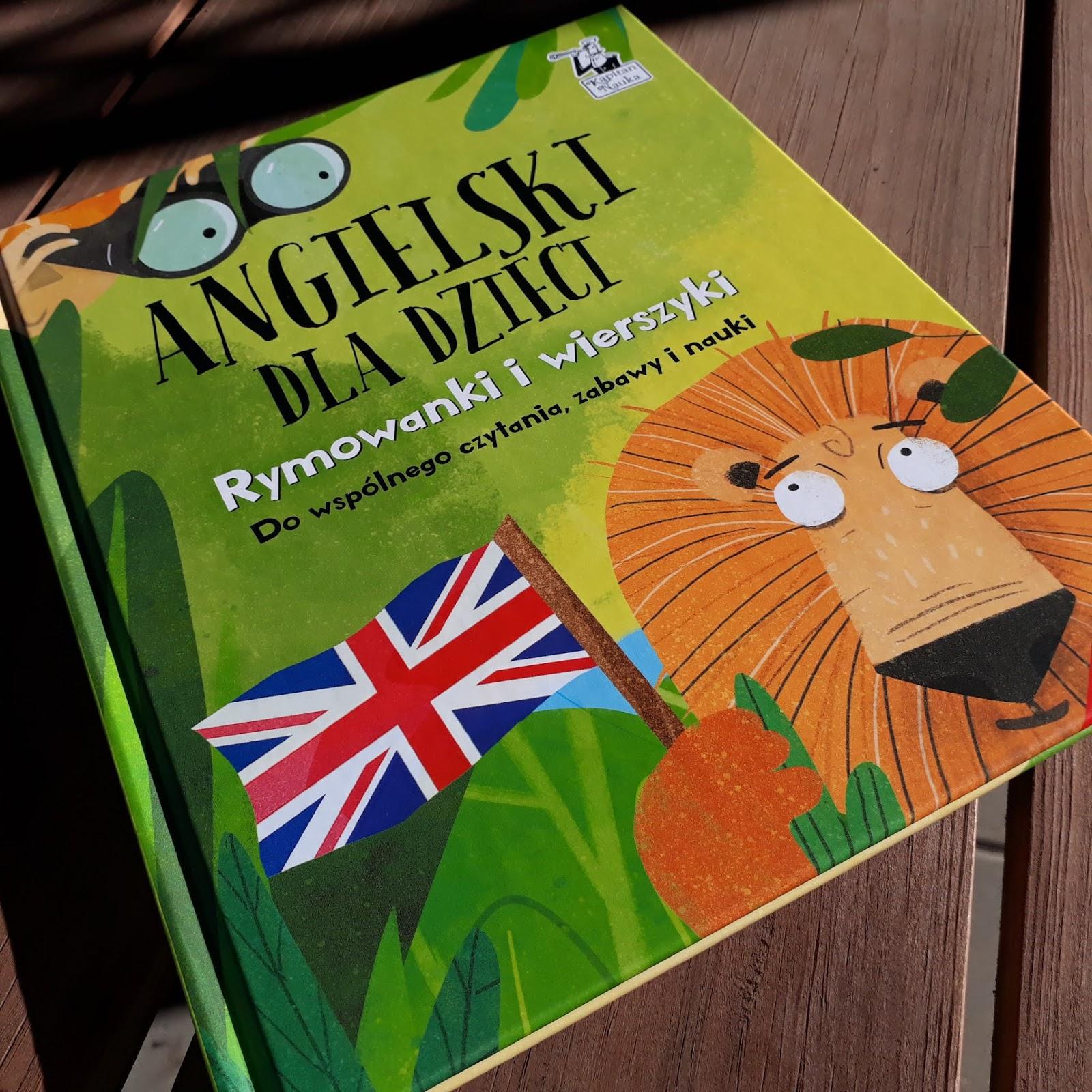 Angielski Dla Dzieci Rymowanki I Wierszyki Od Kapitana Nauki
