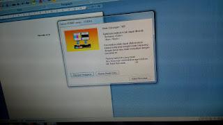 Mengatasi printer canon ip 2870 error kode 1401