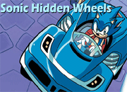 Sonic Hidden Wheels