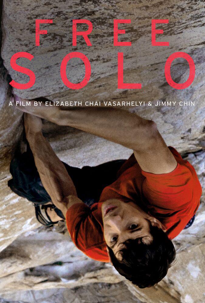 Free Solo [2018] [DVDR] [NTSC] [Latino]