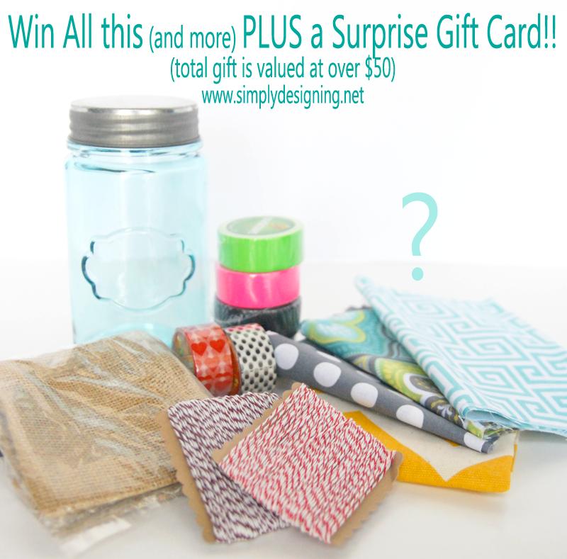 giveaway+goodies The BIG Craft Giveaway 5