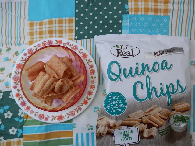 Vegan review - all of the vegan cheese and cream flavour crisps!  Eat Real and Ten Acre vegan cheese, cheese and onion and cream flavour crisps reviewed.  By UK vegan blogger secondhandsusie.blogspot.com #vegan #veganblog #vegancrisps #vegancheese