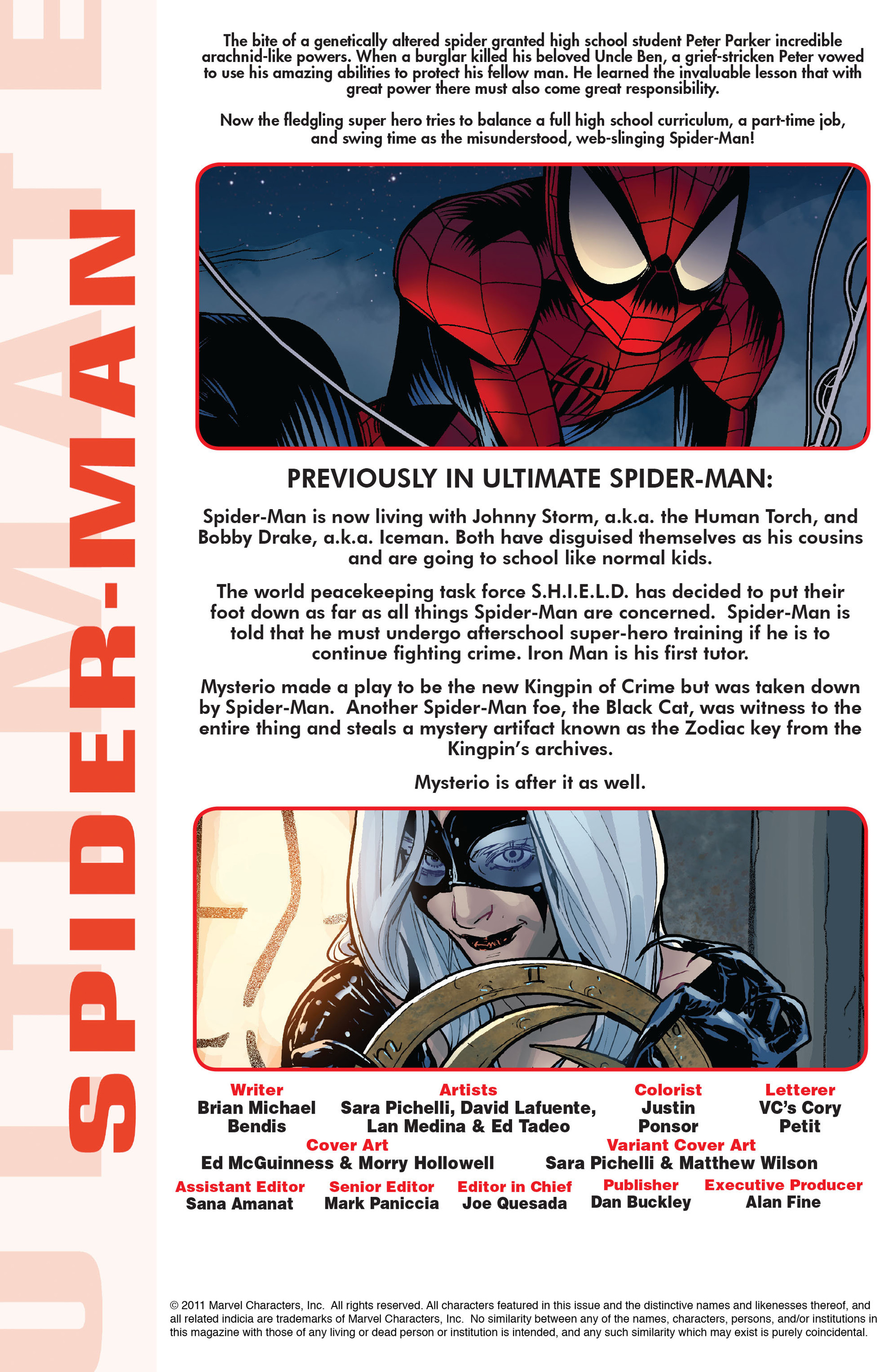 Read online Ultimate Spider-Man (2009) comic -  Issue #153 - 2